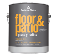 Benjamin Moore floor and patio latex