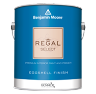 Benjamin Moore regal select eggshell finish