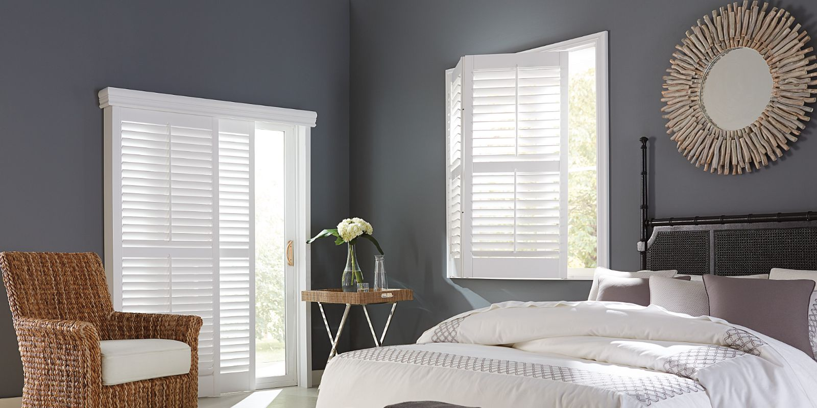 Lexington composite shutters