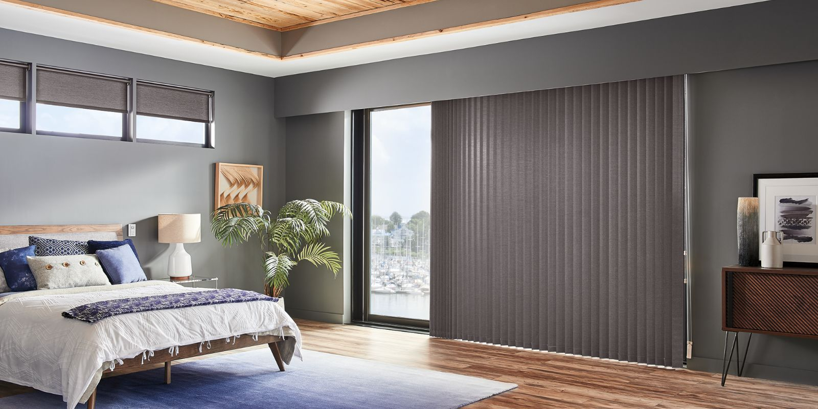 Lexington, Ky Fabric Vertical Blinds