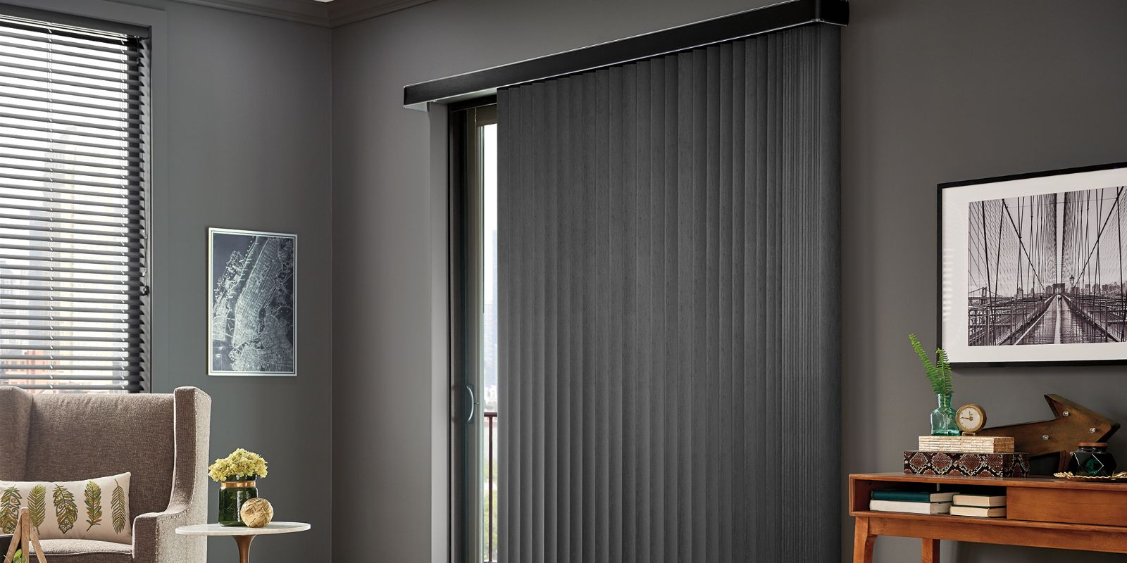 Lexington, KY Vinyl Vertical Blinds